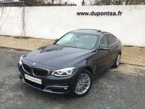 BMW Série 3 Gran Turismo 320d xDrive 190ch Luxury Occasion