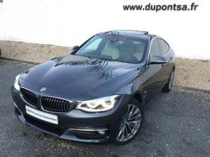 BMW Série 3 Gran Turismo 320dA 190ch Luxury Occasion
