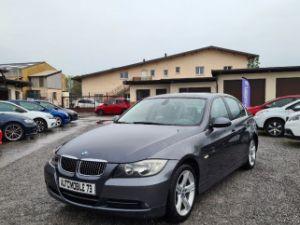 BMW Série 3 Serie Serie (e90) 330xd sport 10/2007 143000kms CUIR SPORT GPS Occasion