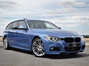 BMW Série 3 Touring MAGNIFIQUE BMW 330DA F31 TOURING M SPORT 3.0 L6 258ch BVA8 BLEU ESTORIL HUD ACC TOIT PANO 19... Occasion