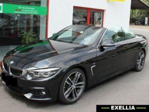 BMW Série 4 420d Cabrio Occasion