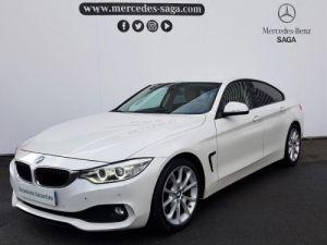 BMW Série 4 Gran Coupe 420dA 184ch Luxury Occasion