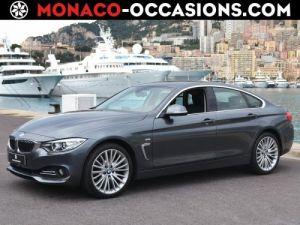 BMW Série 4 Gran Coupe 430dA xDrive 258ch Luxury Occasion