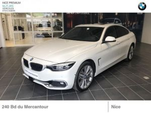 BMW Série 4 Gran Coupe 440iA xDrive 326ch Luxury Euro6d-T Occasion