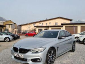 BMW Série 4 Gran Coupe Serie (f36) 430da x-drive 258 m sport 10/2016 GARANTIE 10/2021 DANS TOUTE LA FRANCE Occasion