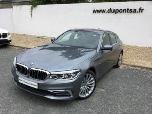 BMW Série 5 520dA xDrive 190ch Luxury Steptronic Occasion
