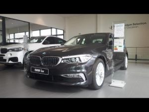 BMW Série 5 530eA iPerformance 252ch Luxury Occasion