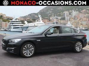 BMW Série 5 Gran Turismo 535dA xDrive 313ch Luxury Occasion