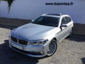 BMW Série 5 Touring 520dA xDrive 190ch Luxury Occasion