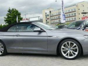 BMW Série 6 640D 313 EXCLUSIVE BVA8 (03/2014) Occasion