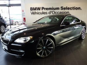 BMW Série 6 640dA xDrive 313ch Exclusive Occasion