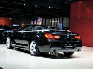 BMW Série 6 BMW 640d Cabrio*PACK M-SPORT*GPS/GARANTIE 12 MOIS  Occasion