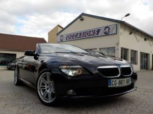 BMW Série 6 E64 635DA 286CH EXCLUSIVE Occasion