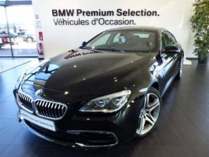 BMW Série 6 Gran Coupe 640dA 313ch Lounge Plus Occasion