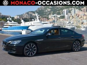 BMW Série 6 Gran Coupe 640dA xDrive 313ch Exclusive Occasion