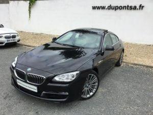 BMW Série 6 Gran Coupe 640dA xDrive 313ch Exclusive Occasion