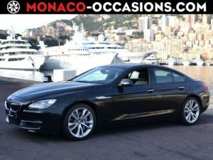 BMW Série 6 Gran Coupe 640iA 320ch Exclusive Occasion