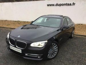 BMW Série 7 730dA xDrive 258ch Exclusive Occasion