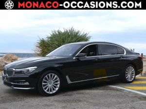 BMW Série 7 730LdA xDrive 265ch Exclusive Occasion