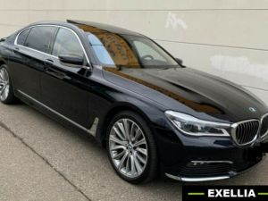 BMW Série 7 740 LD X DRIVE PACK GRAND LUXE  Occasion