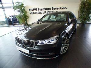 BMW Série 7 740dA xDrive 320ch Exclusive Occasion