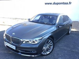 BMW Série 7 M760LiA xDrive 610ch Exclusive Occasion