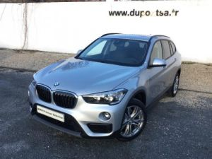 BMW X1 sDrive16d 116ch Lounge Euro6c Occasion