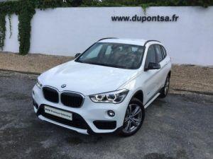 BMW X1 sDrive16d 116ch Sport Euro6c Occasion