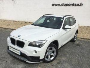 BMW X1 sDrive16dA 116ch Lounge Occasion