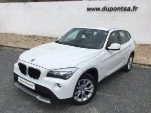 BMW X1 sDrive18d 143ch Lounge Plus Occasion