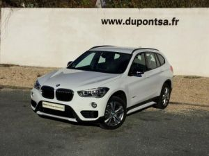 BMW X1 sDrive18d 150ch Sport Occasion