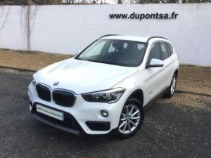 BMW X1 sDrive18dA 150ch Business Occasion