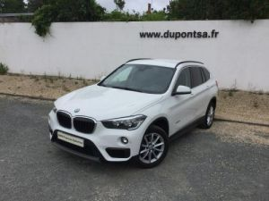 BMW X1 sDrive18dA 150ch Business Design Occasion