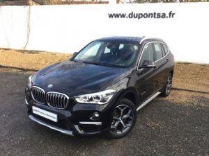 BMW X1 sDrive20dA 190ch xLine Euro6c Occasion
