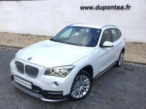 BMW X1 xDrive18d 143ch xLine Occasion