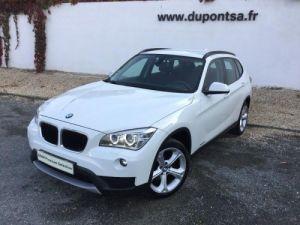 BMW X1 xDrive18dA 143ch Lounge Occasion