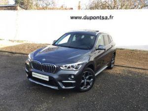 BMW X1 xDrive20dA 190ch xLine Occasion
