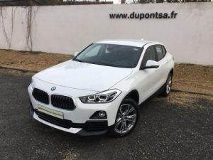 BMW X2 sDrive18dA 150ch Lounge Euro6d-T Occasion