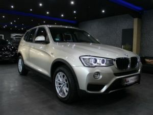 BMW X3 BMW X3 xDrive20d 190CV/Automatique/Garantie12 Mois  Occasion