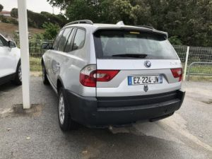 BMW X3 (E83) 2.0D 150CH LUXE Occasion