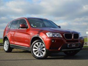 BMW X3 F25 XDRIVE20D 2.0l 184ch BVA8 LUXE 1ERE MAIN HISTORIQUE COMPLET KIT CHAINE DE DISTRIB NEUF Occasion