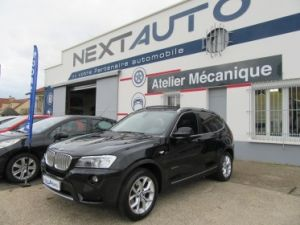 BMW X3 (F25) XDRIVE35DA 313CH EXCLUSIVE Occasion