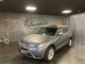 BMW X3 XDRIVE 35D 313 LUXE BVA8 Occasion