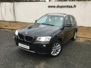 BMW X3 xDrive20dA 184ch Luxe Occasion
