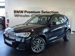 BMW X3 xDrive30dA 258ch M Sport Occasion