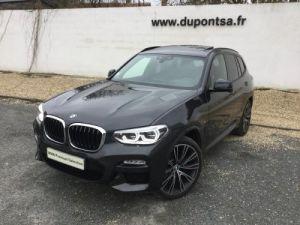 BMW X3 xDrive30dA 265ch M Sport Euro6d-T Occasion