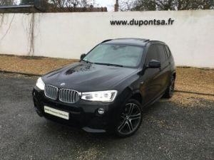 BMW X3 xDrive35dA 313ch M Sport Occasion