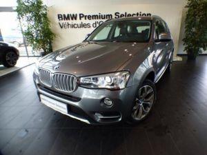 BMW X3 xDrive35dA 313ch xLine Occasion