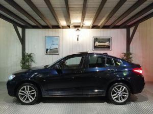 BMW X4 20D 190 CV M SPORT XDRIVE BVA Vendu