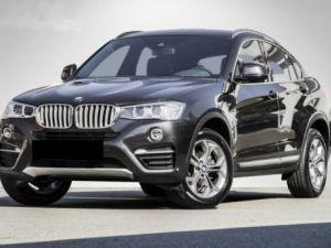 BMW X4 F26 XDRIVE20DA 190CH XLINE Occasion